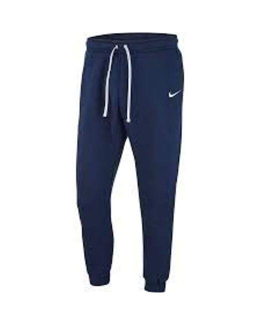d78289b8b65 Nike Trouser in Blue for Men - Lyst