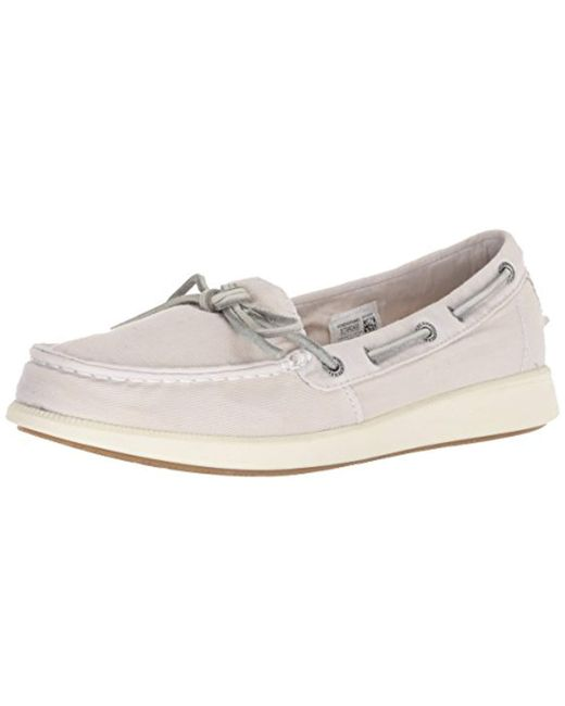 Sperry Oasis Canal Canvas Boat Shoes 3ebfHq3o