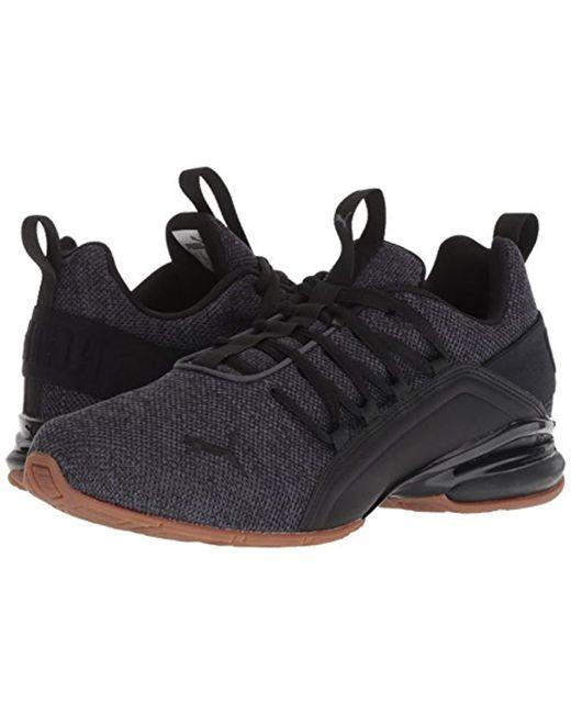 f843b650366 Lyst - PUMA Axelion Sneaker in Black for Men - Save 39%