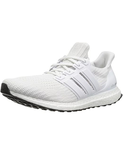 4d29007a0cfe2 Lyst - adidas Ultraboost W Running Shoe in White - Save 1%
