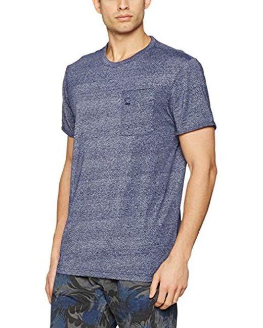 2bb02629 G-Star RAW - Blue Neigan T-shirt for Men - Lyst ...