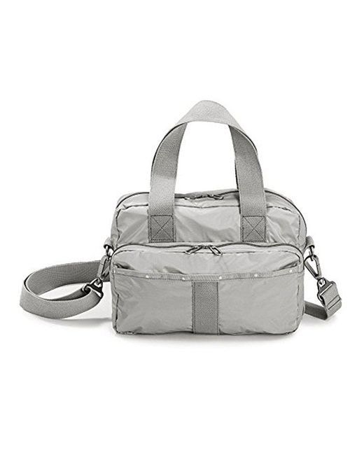 LeSportsac - Gray Essential Metro Convertible - Lyst