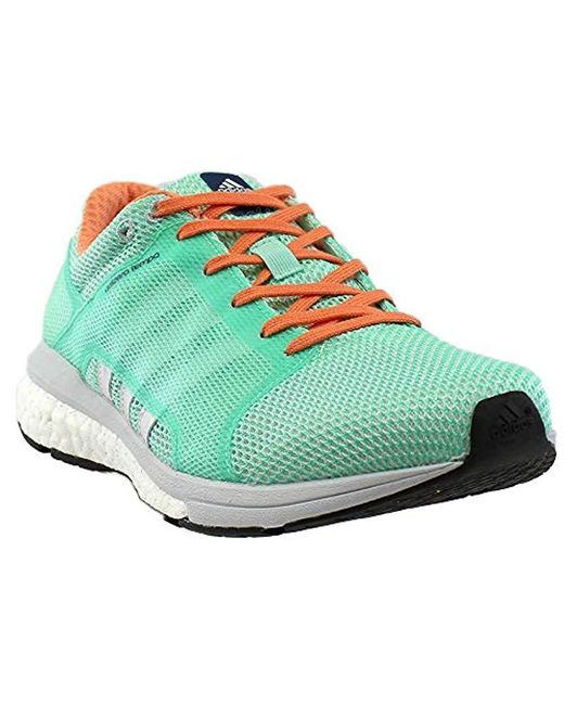 10770834cd36c Adidas W Tempo in Green Running Shoe Adizero Lyst TvwExtqdT