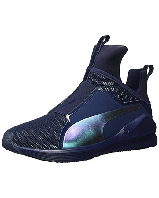 a4c887b36b43 PUMA - Blue Fierce Oceanaire Wn Sneaker - Lyst ...