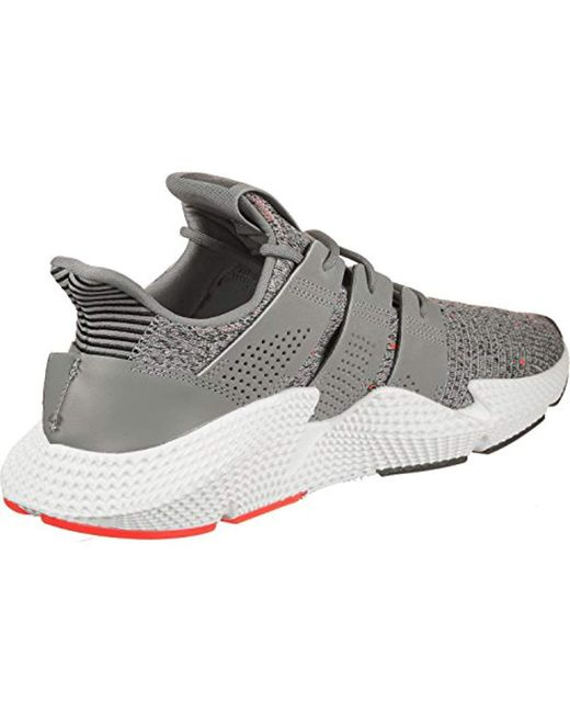 watch 6a9ba 49e8f Adidas - Gray Prophere Fitness Shoes for Men - Lyst ...