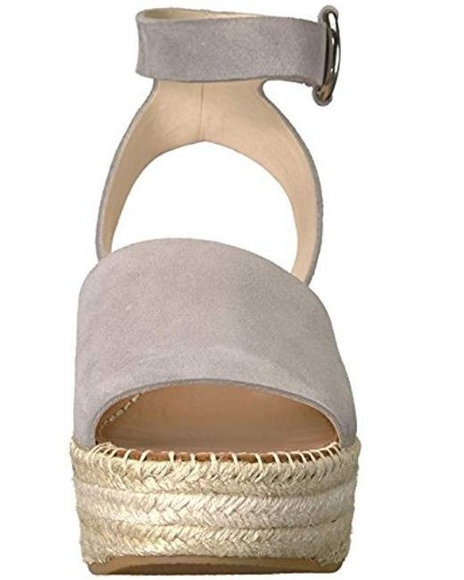 571d000bb95d Lyst - Dolce Vita Lesly Espadrilles in Gray - Save 51%