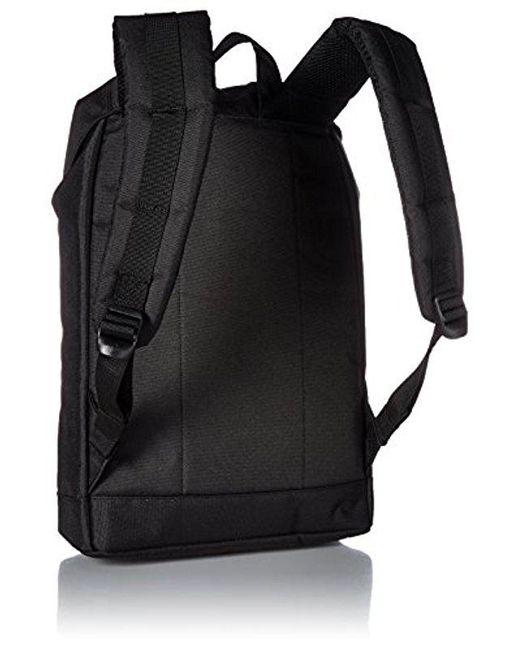 Herschel Supply Co. - Black Retreat Mid Volume Backpack - Lyst