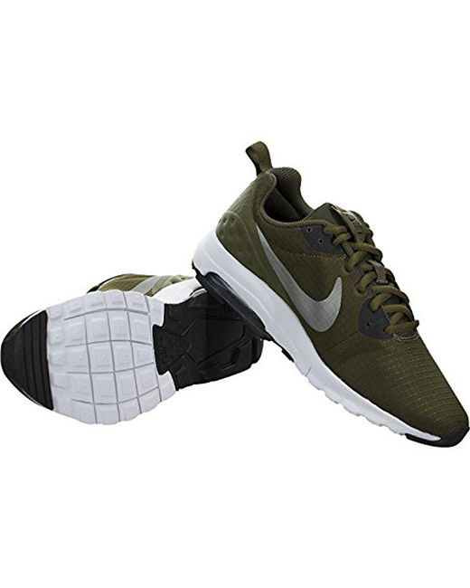 the latest 91c89 3ccb3 ... get nike green air max motion lw running shoe for men lyst 089ee c2af8