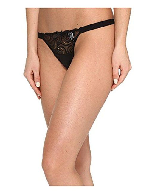 Cosabella - Black Evolved G-string - Lyst