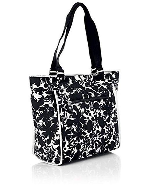 eabfb786f490 Kipling New Shopper S Shoulder Bag in Blue - Save 15.517241379310349 ...