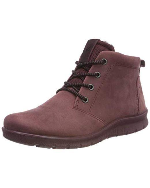 c2444a653169ab Lyst - Ecco Damen Babett Boot Stiefeletten - Sparen Sie 23%