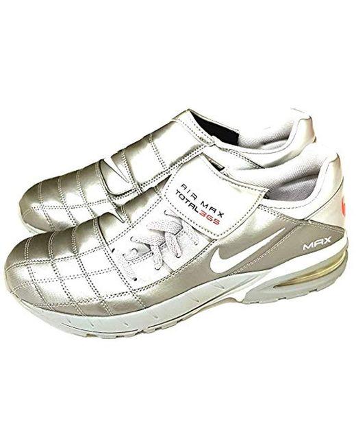 OG 2003 Nike Air Max Total 90 365 Trainers SNEAKERS Football Soccer Vapor UK 8.5