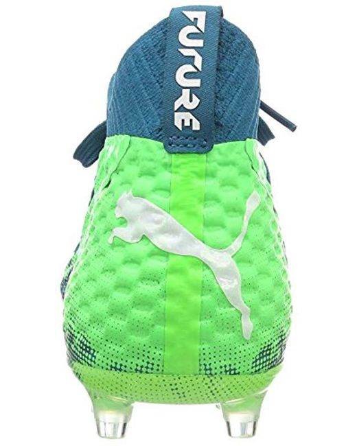 9469163f1 ... PUMA - Green Future 18.1 Netfit Fg ag Footbal Shoes for Men - Lyst ...