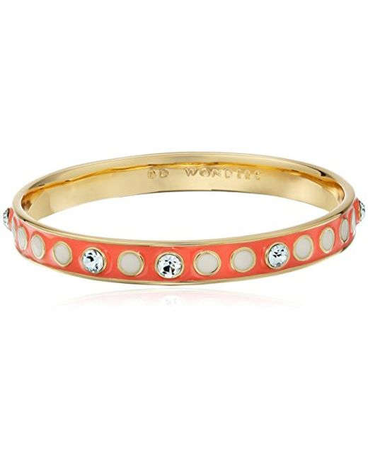 Kate Spade - Multicolor Stylist Bangle Bracelet - Lyst
