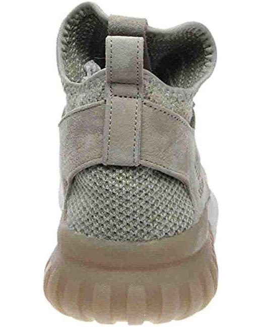 ... Adidas Originals - Gray Tubular X Pk Fashion Sneaker for Men - Lyst ...