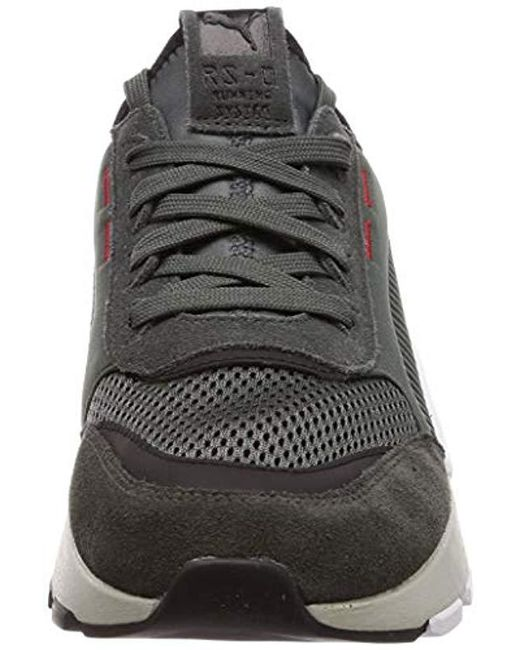 2e77b3a001d3 ... PUMA - Gray Unisex Adults  Rs-0 Winter Inj Toys Low-top Sneakers ...