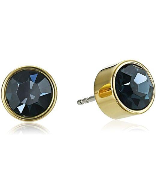 Michael Kors - Metallic Stud Earrings - Lyst