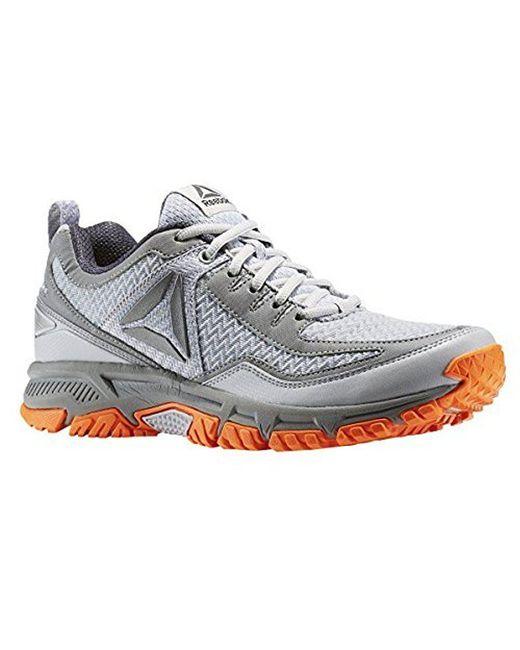 0a17ecfa1b3410 Reebok - Gray Ridgerider Trail 2.0 Running Shoe for Men - Lyst ...