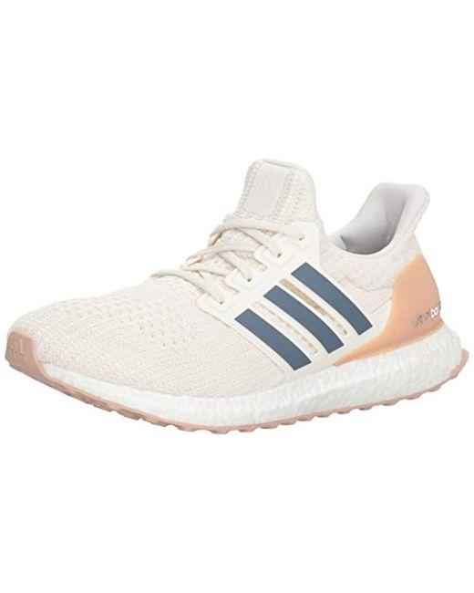 timeless design fb628 14ecd Men's White Ultraboost Road Running Shoe