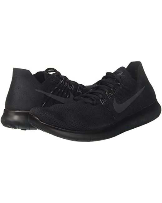 3bf964d2beec5e Nike Free Rn Flyknit 2017 Training Shoes in Black for Men - Save 19 ...