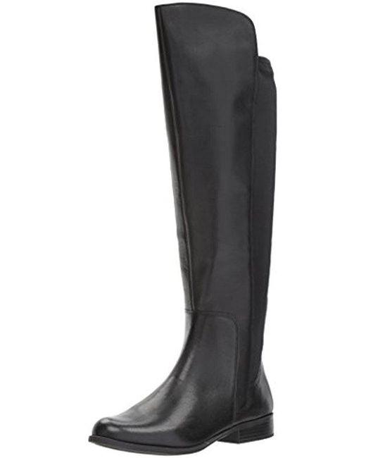 Bandolino - Black Chieri Knee High Boot - Lyst