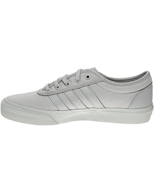 Lyst adidas Originals adiease W Fashion zapatilla en gris