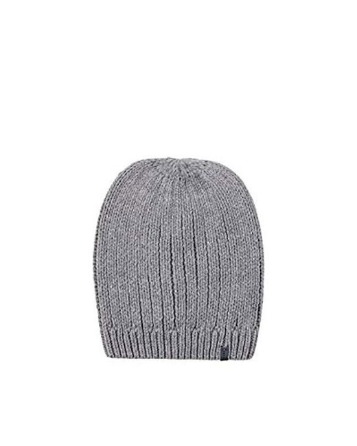 2c179a1f3a373 Esprit Beanie in Gray for Men - Lyst