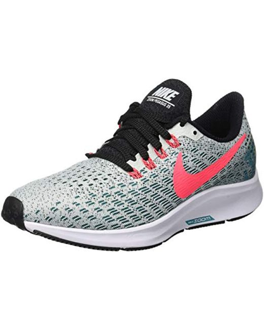 quality design eeda8 c03af Nike Air Zoom Pegasus 35 Running Shoes in Gray - Save 22% - Lyst