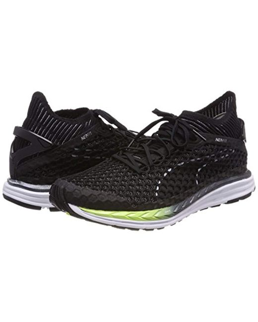 6450372bdd3ce PUMA Speed Ignite Netfit 2 Cross Trainers in Black for Men - Save 65 ...