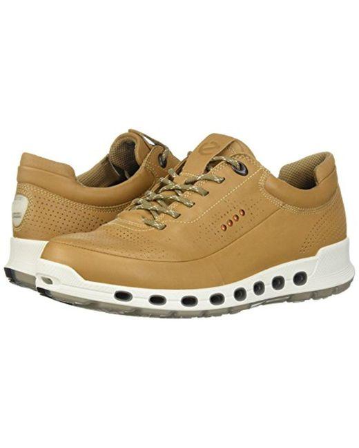 ... Ecco - Multicolor Cool 2.0 Leather Gore-tex Fashion Sneaker for Men -  Lyst ...