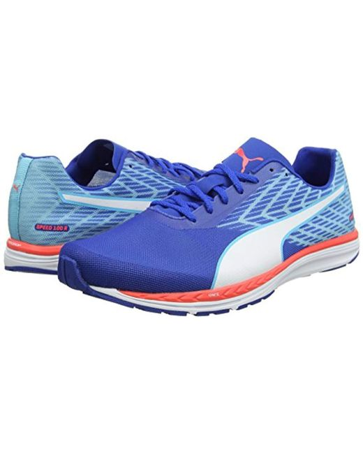 2eb305670 For R Multisport Puma Outdoor 100 Men Lyst Blue Ignite Shoes Speed qcqARZ1