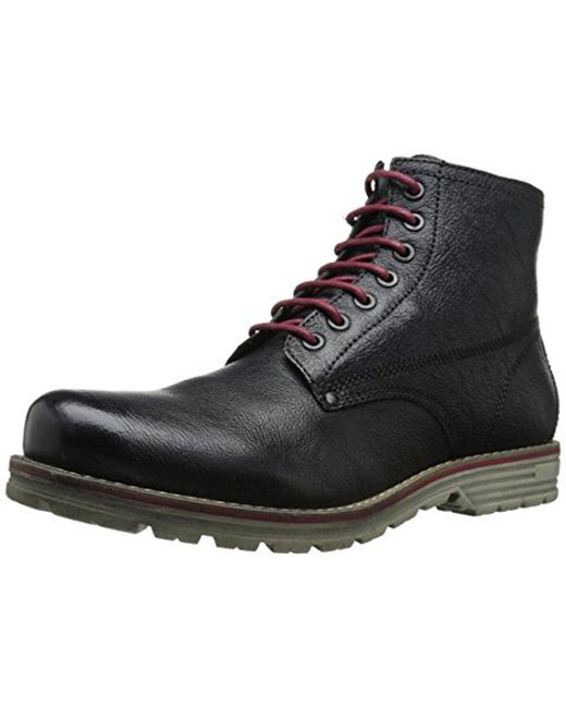 Kenneth Cole Reaction - Gray North Bound Le Combat Boot for Men - Lyst