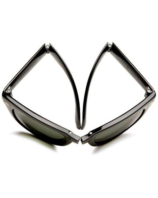 4d4aa4d1dd2 ... Ray-Ban - Black Wayfarer Sunglasses for Men - Lyst ...