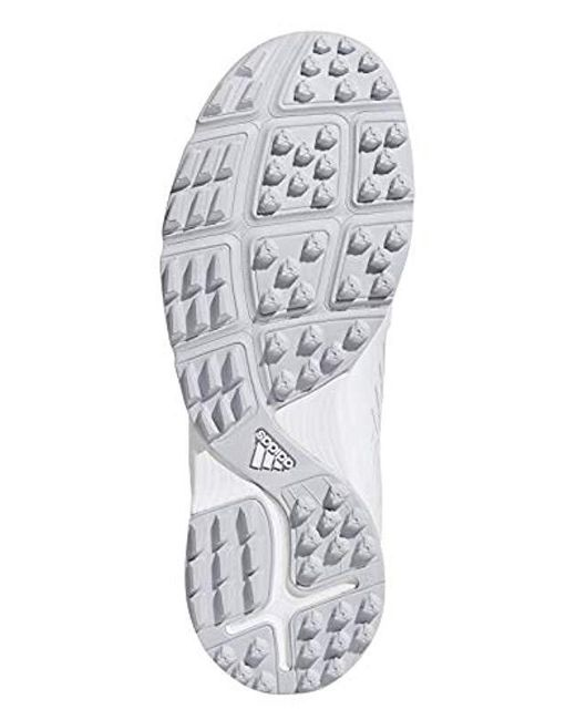 new product e65f2 3d6b5 ... Adidas - White S Adipure Sport 2 Golf Shoe for Men - Lyst ...