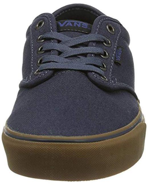 d683b902f4ef ... Vans - Blue Atwood