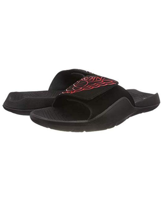 best service b386c fbb32 ... Nike - Black Jordan Hydro 7 Water Shoes for Men - Lyst ...