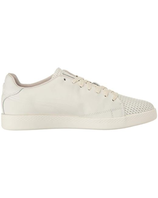 2f7957a7defc Lyst - PUMA Match Lo Open Fm Wn s Field Hockey Shoe in White - Save 70%