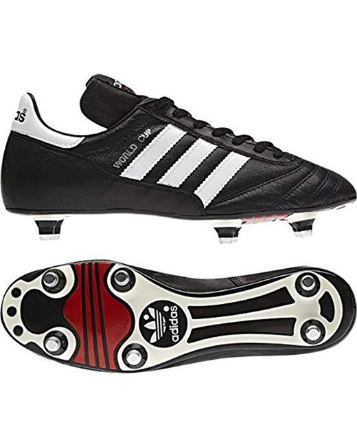 ceaa786252e6d ... Adidas - White World Cup Football Boots for Men - Lyst ...