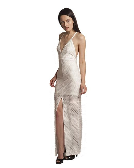 Bec & Bridge | White Nazar Maxi Dress In Ivory | Lyst