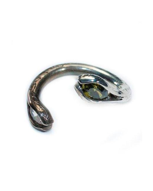 Sibilla G Jewelry | Metallic Sibilla G Cool Stone Huggy Ring | Lyst