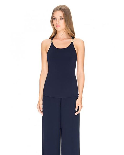 Finders Keepers | Blue Eames Tank In Navy | Lyst