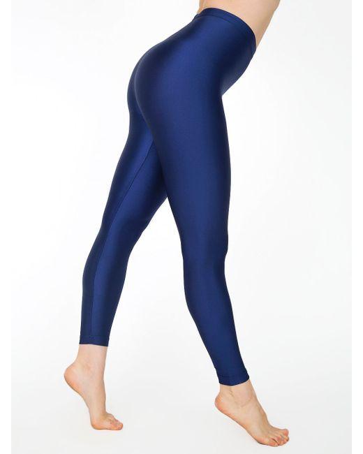 Shiny Legging Nylon Tricot 21