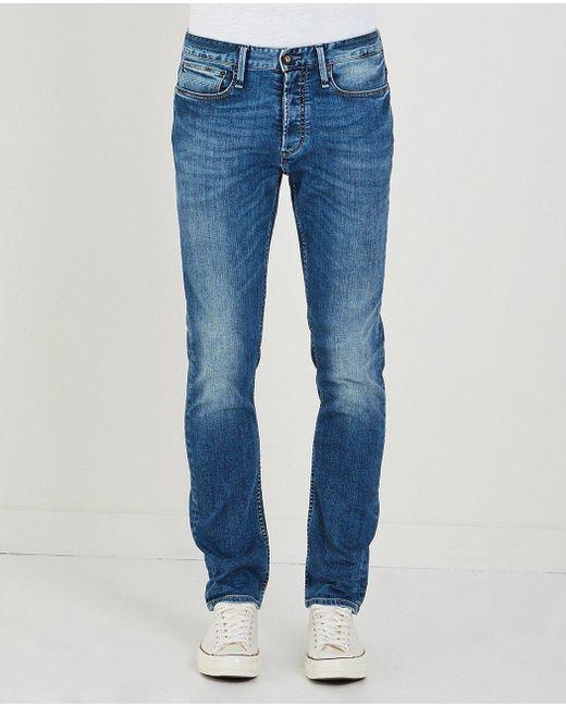 Denham   Blue Razor Jean for Men   Lyst