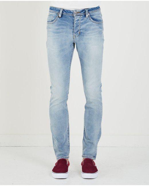 Neuw - Blue Iggy Skinny Jean Atomic Air Wash for Men - Lyst