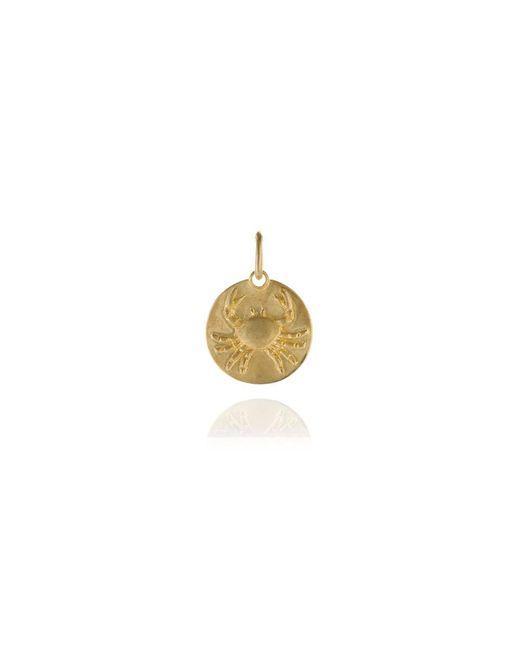 Annoushka - Metallic Mythology 18ct Gold Cancer Pendant - Lyst