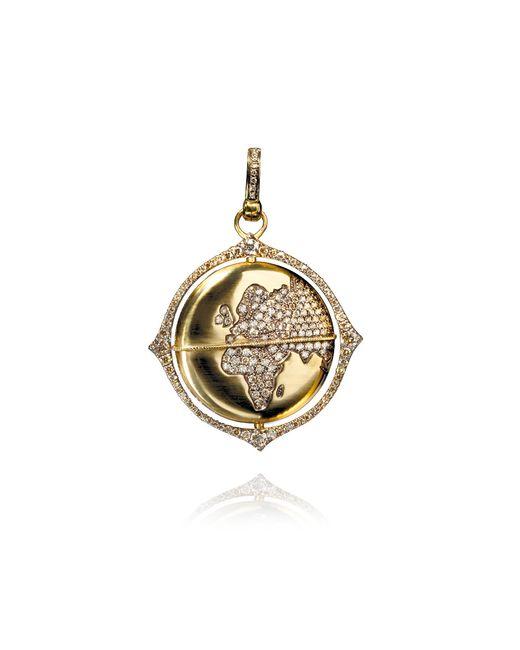 Annoushka - Metallic Mythology Globe Pendant - Lyst