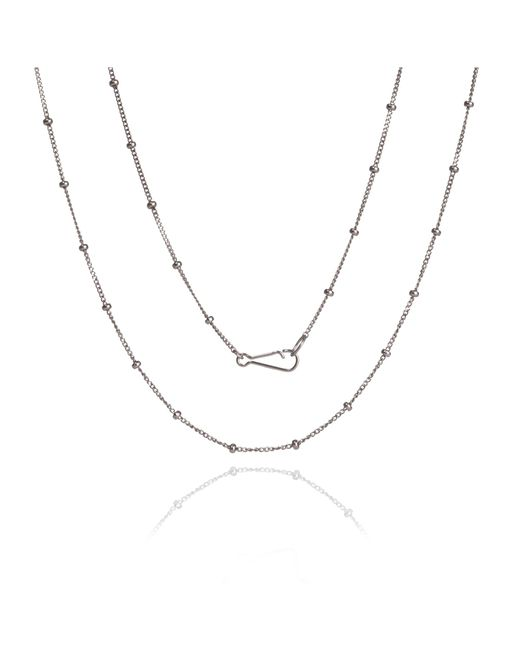 Annoushka - Metallic Classic Saturn Long Chain - Lyst