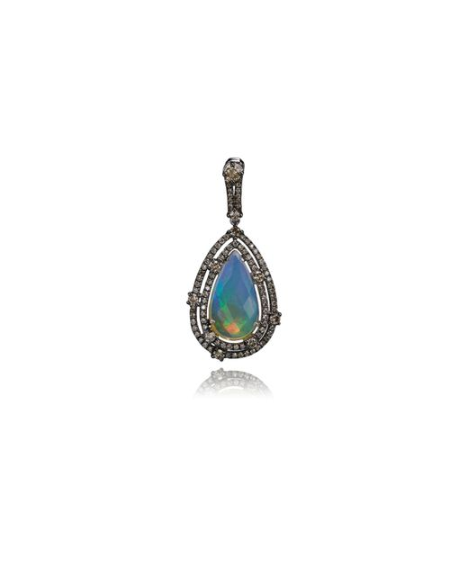 Annoushka | Blue Unique Orbit Opal Pendant | Lyst