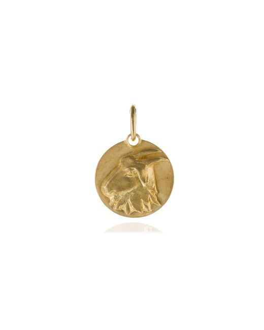 Annoushka - Metallic Mythology 18ct Gold Capricorn Pendant - Lyst