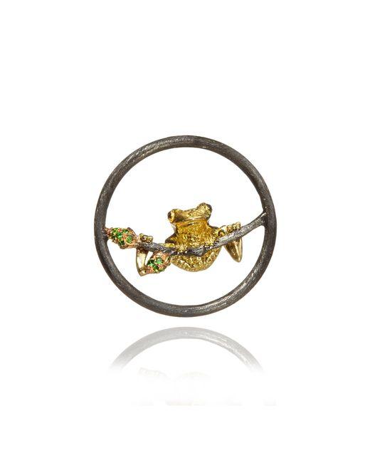 Annoushka - Metallic Hoopla Frog Pendant - Lyst